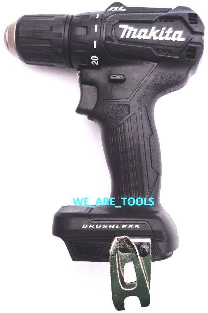new makita 18v xfd11 cordless brushless 1 2 drill driver. Black Bedroom Furniture Sets. Home Design Ideas