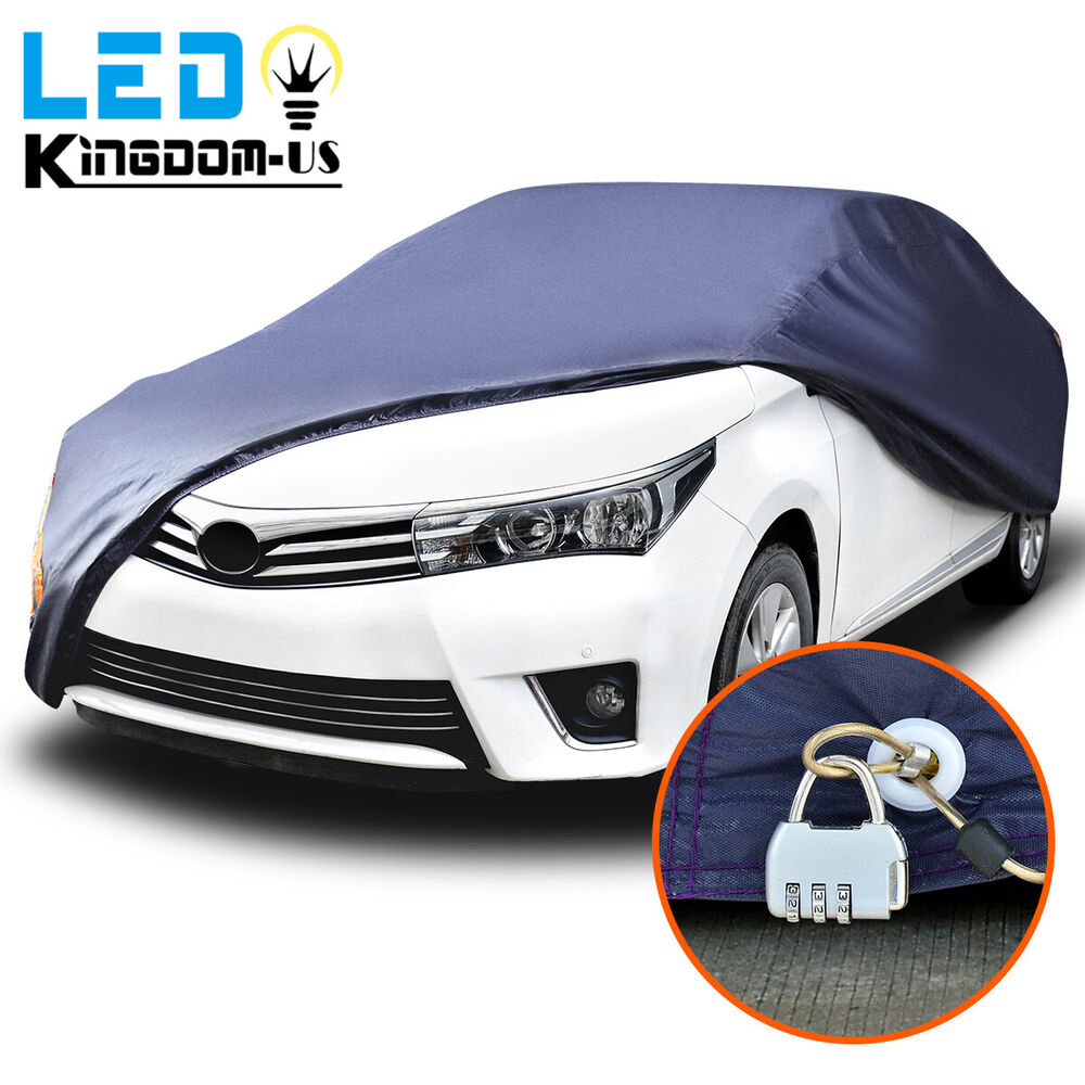 Water Resistant Car Cover