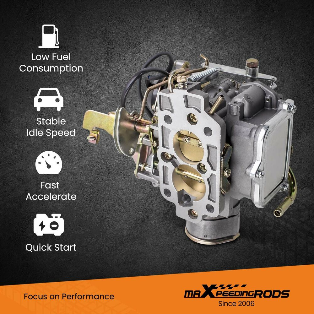 Carburetor    Carb For 1983