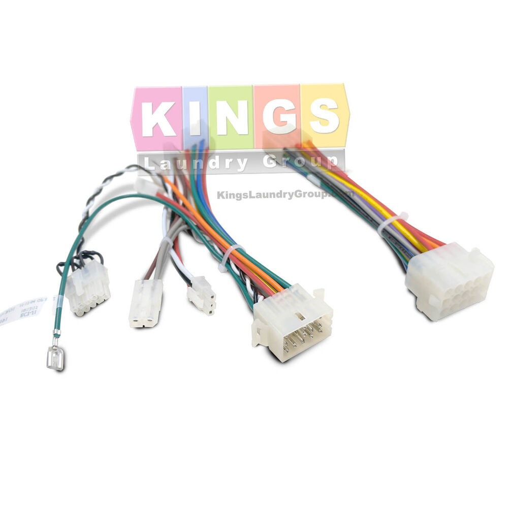 microprocessor wire harness kit for alliance huebsch. Black Bedroom Furniture Sets. Home Design Ideas