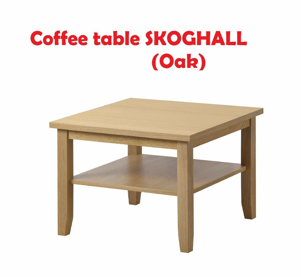 IKEA Coffee Table End Display 55x55 Cm Office, Home