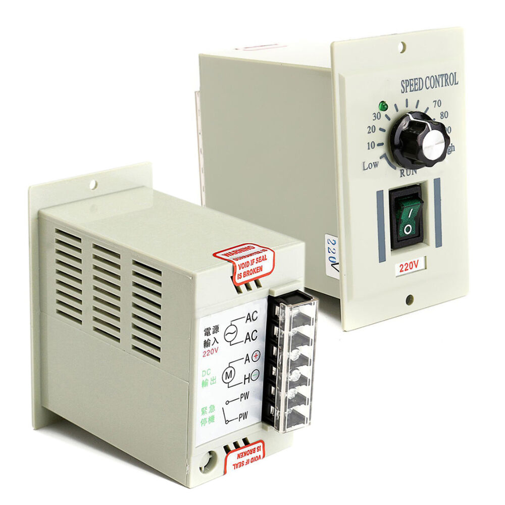 Ac 220v output dc 0 220v brush motor speed controller for How to convert a dc motor to ac