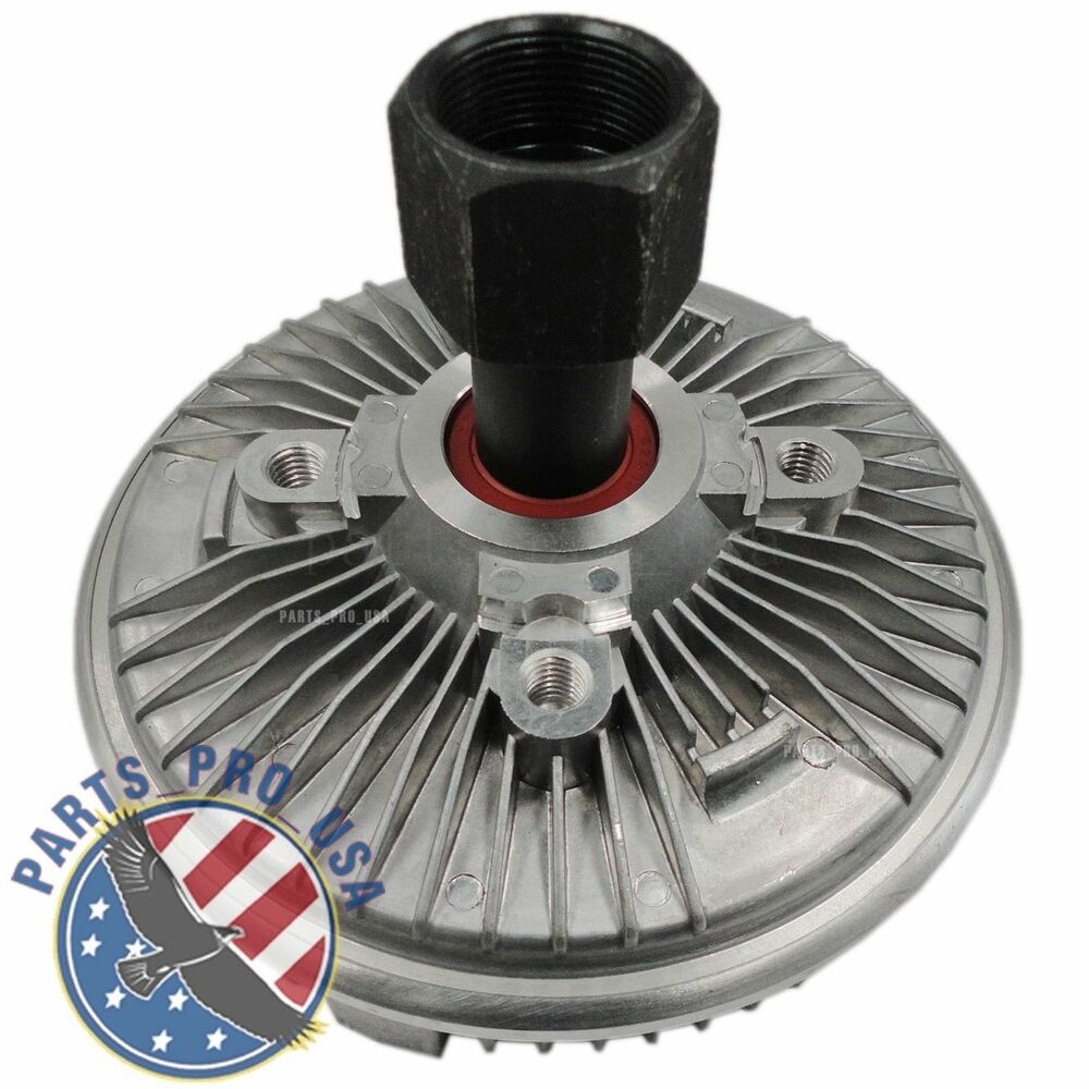 Cooling Engine Fan Clutch For Chevrolet Colorado Gmc