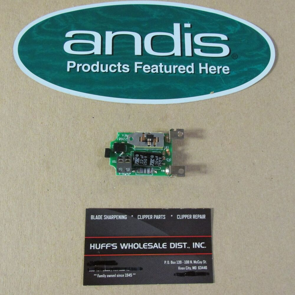 details about new >> andis clipper parts switch fits all agc 2-speed  clippers ultra edge
