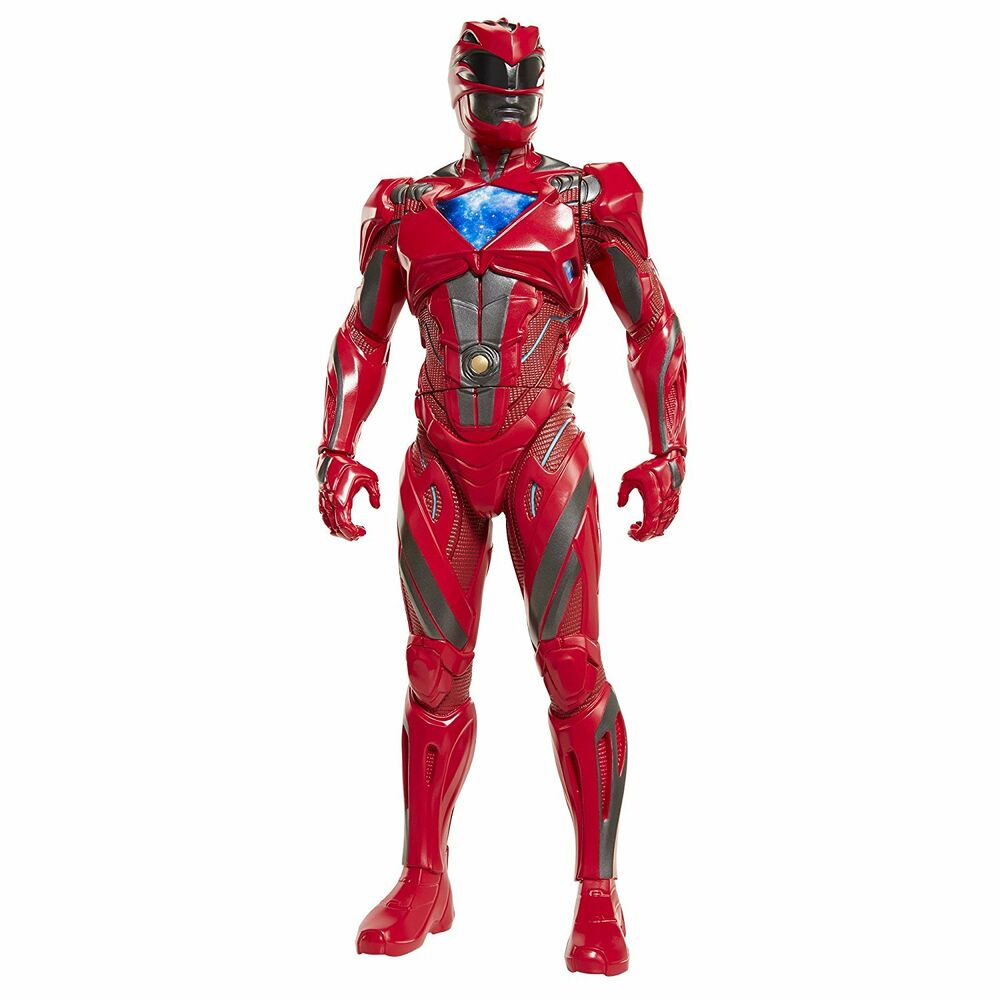 Best Power Ranger Toys And Action Figures : Power ranger big figs rangers movie figure
