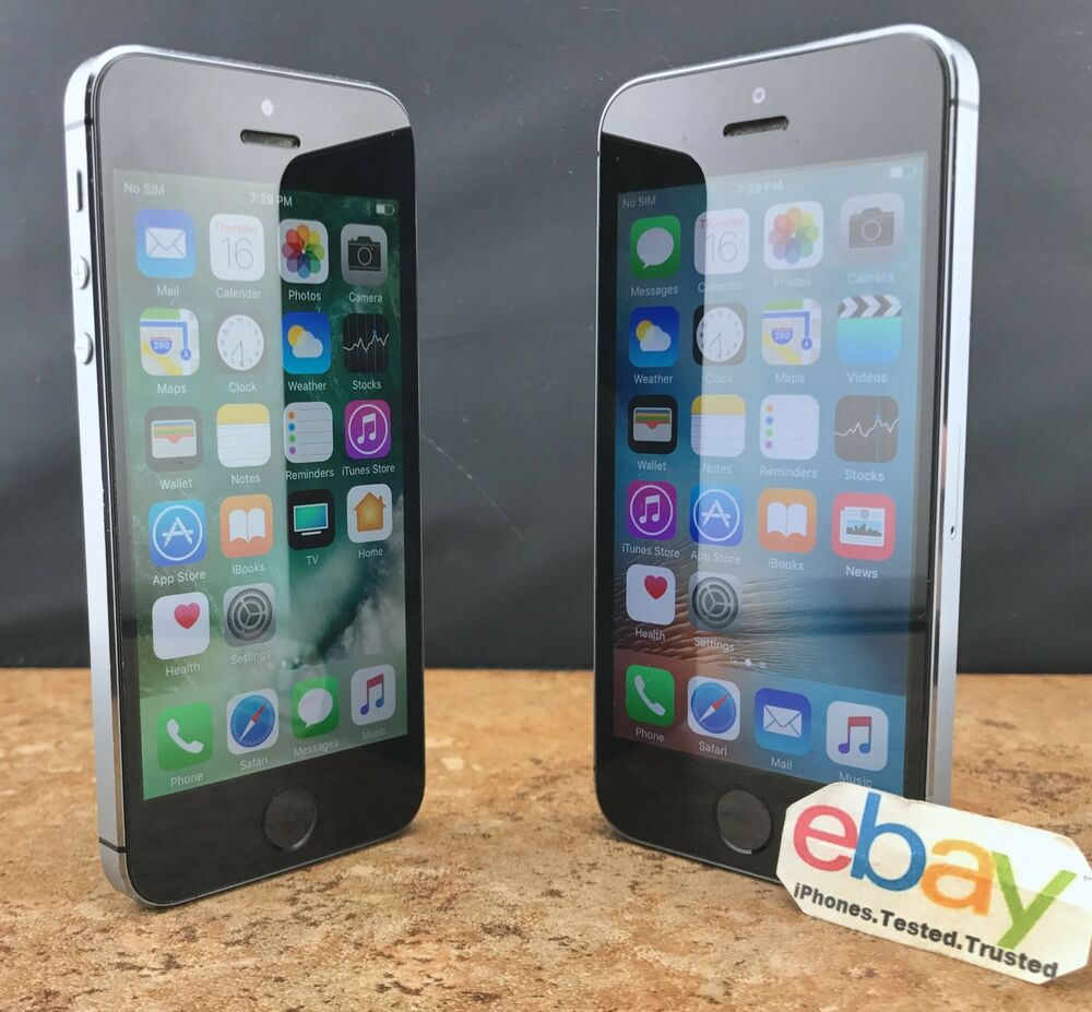 iphone 5s ebay unlocked apple iphone 5s 16gb space gray factory unlocked t 3259