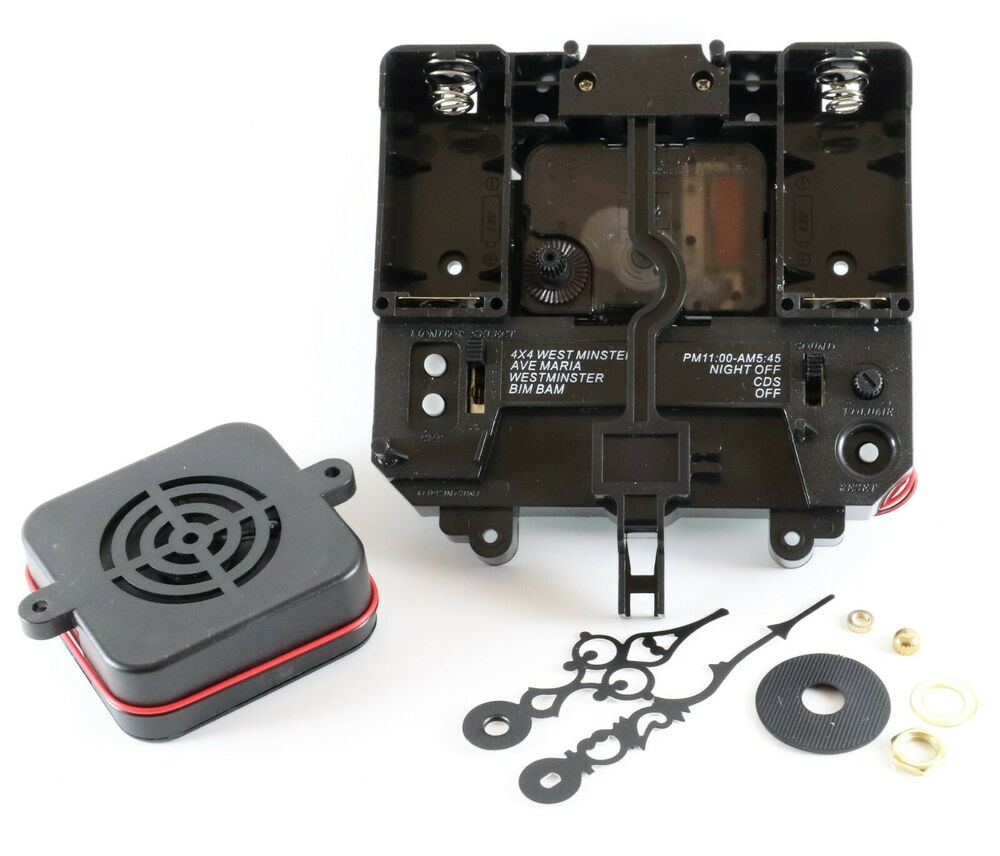 Hermle 2214 2215 Quartz Wall Clock Movement Conversion Kit