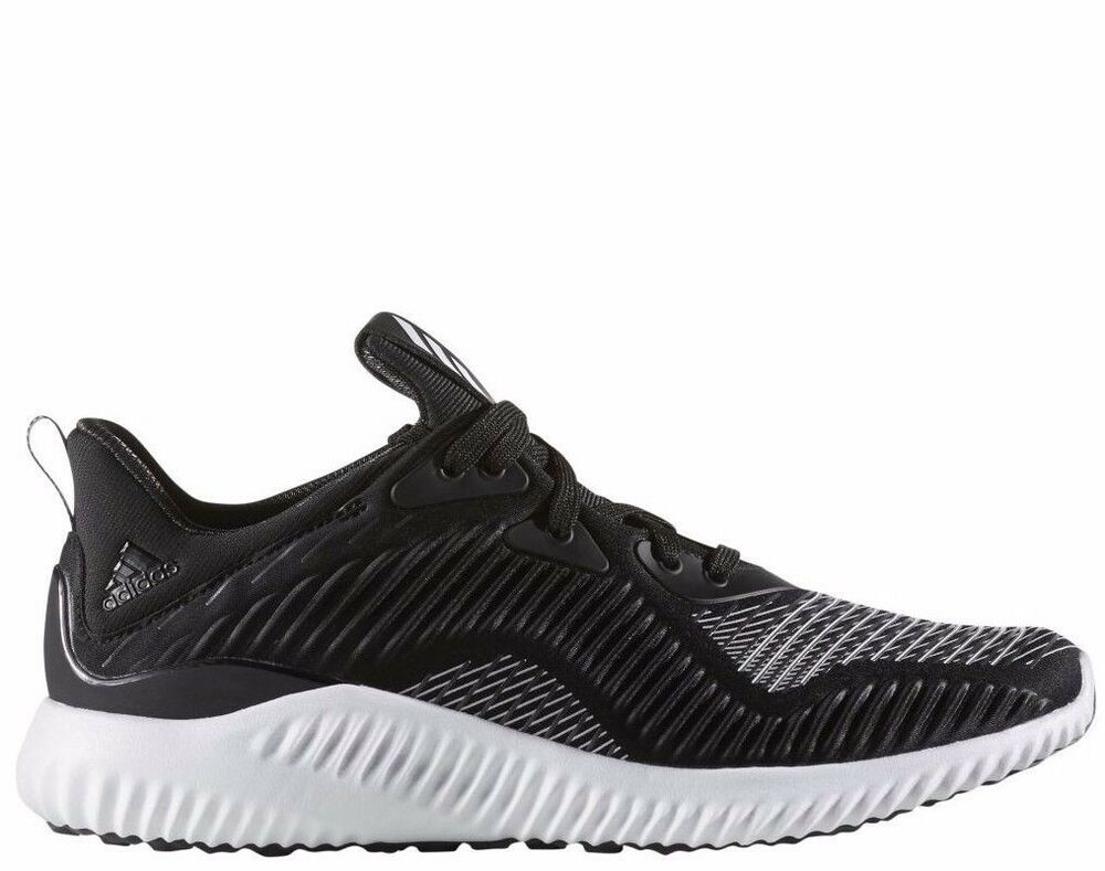 db580755c59ea Details about  BW0330  Womens Adidas Alphabounce HPC W Running Sneaker -  Black White
