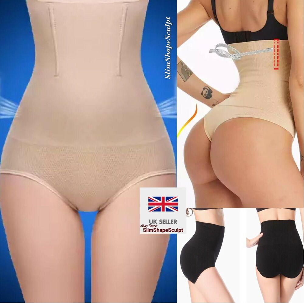 06a58ab030a47 Uk ladies best slimming girdle underwear for women tummy belly tucker  trimmer ebay jpg 1000x997 Tucker