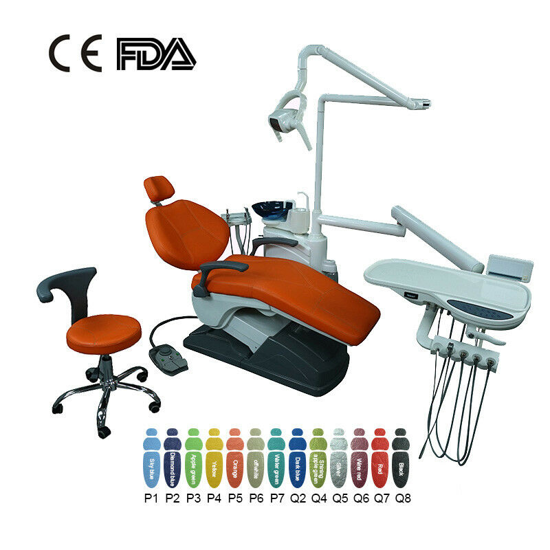 Dental Portable Unite Folding Chair Computer Controlled