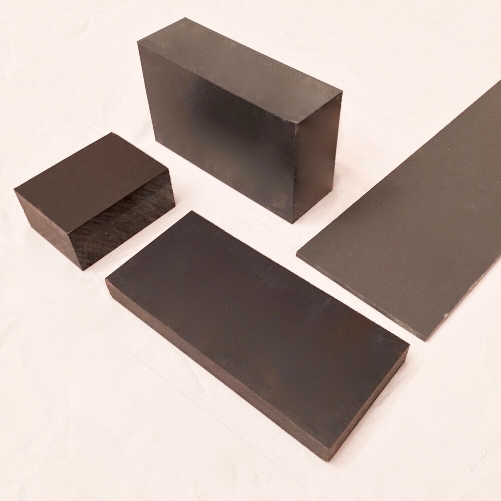 1 2 Quot Gray Pvc Type 1 Plastic Sheet Panel Priced Square
