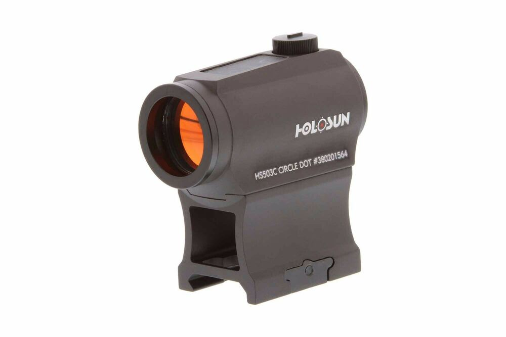 Holosun Paralow 2 Moa Red Dot With Circle Reticle Sight