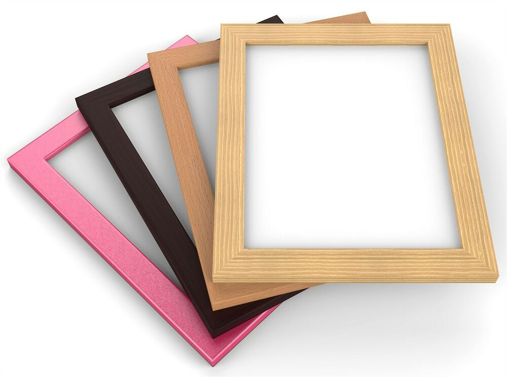 PHOTO FRAME PICTURE FRAME POSTER FRAMES LARGE SMALL SQUARE ...