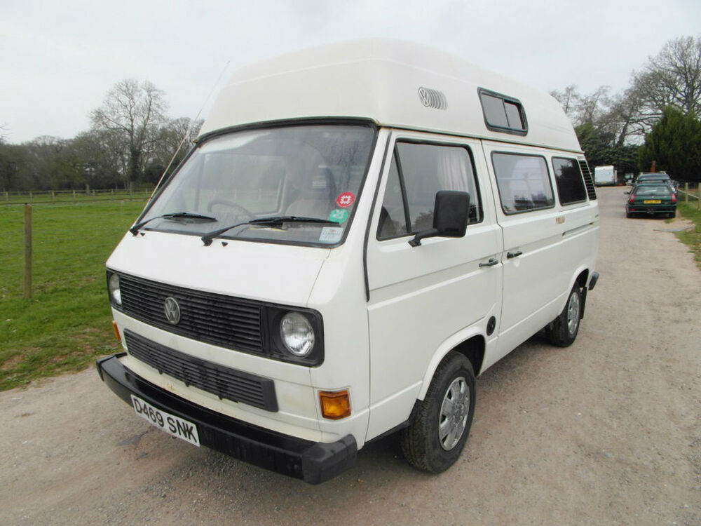 vw t3 caravelle 78ps holdsworth vision high top ebay. Black Bedroom Furniture Sets. Home Design Ideas
