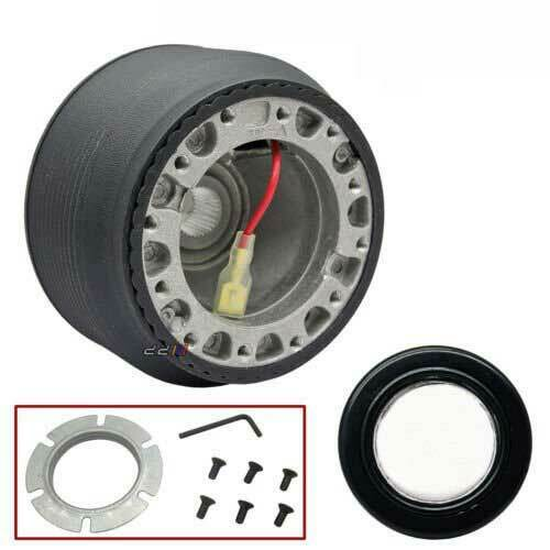 New Steering Wheel Hub Adapter Boss Kit Fits Subaru Forester Sg9 2000 Outback Horn Legacy Be5 Be9 Ebay