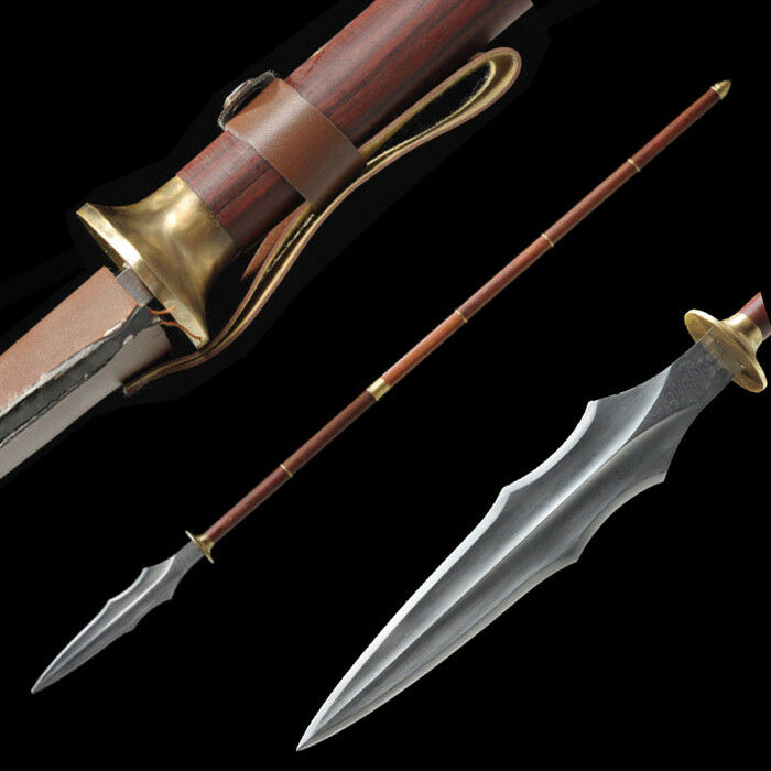 Pike Vs Spear Chinese spear pike Swo...