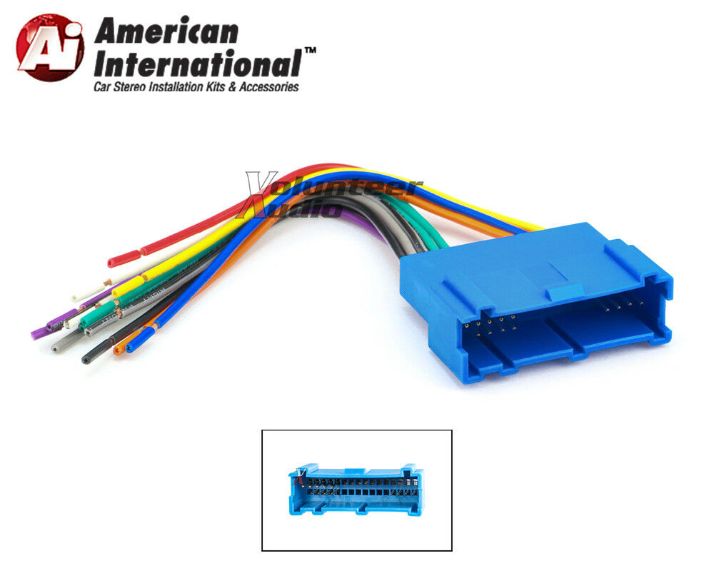 gm car stereo cd player wiring harness wire aftermarket cd player wiring harness sony cd player wiring harness diagram
