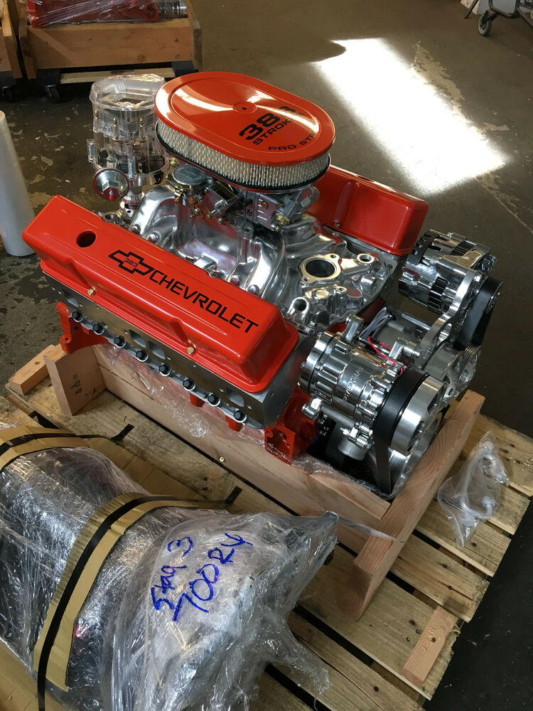 S L on Turn Key Crate Engines Chevy