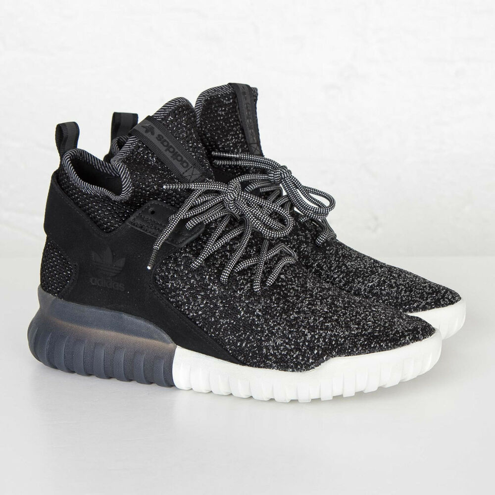 cheap for discount 14901 902f8 Details about ADIDAS ORIGINALS TUBULAR X ASW PRIMEKNIT MENS HIGH TOP  TRAINERS UK SIZE 6.5 -11
