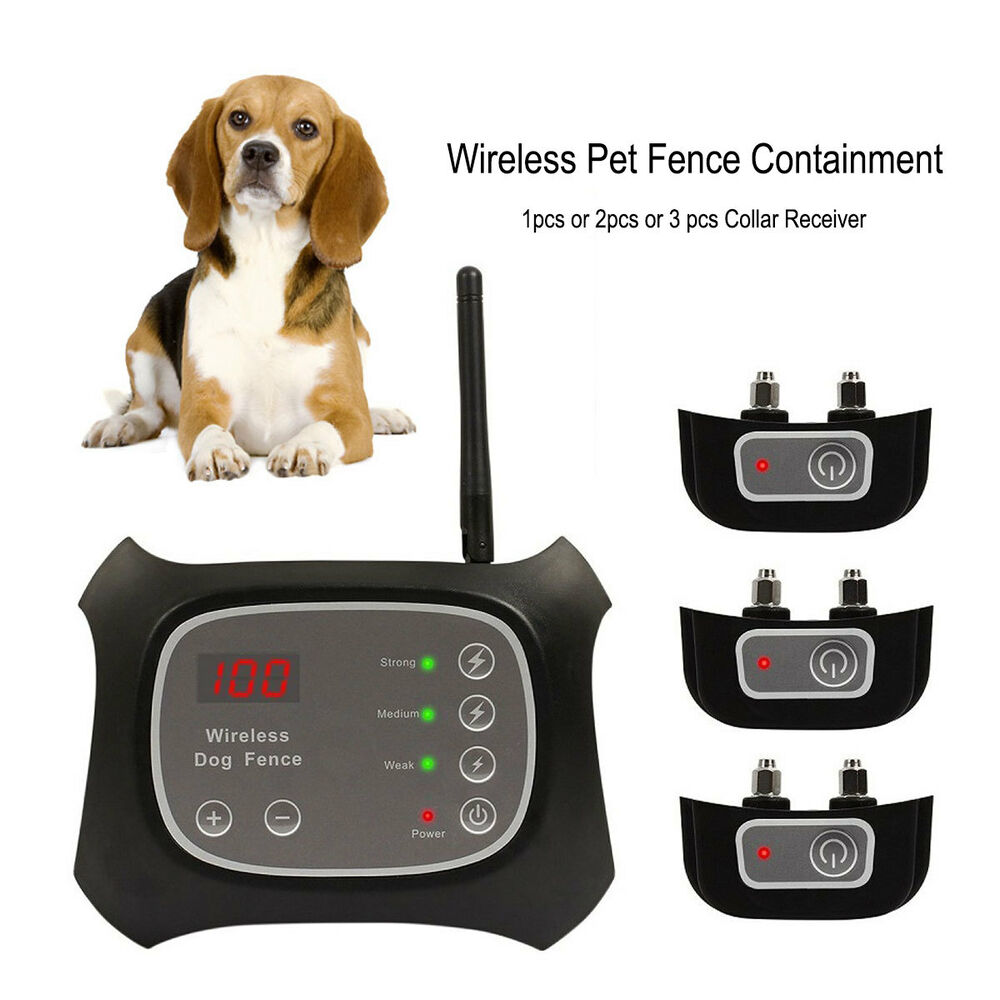 wireless dog fence wireless fence no wire pet containment system 29113