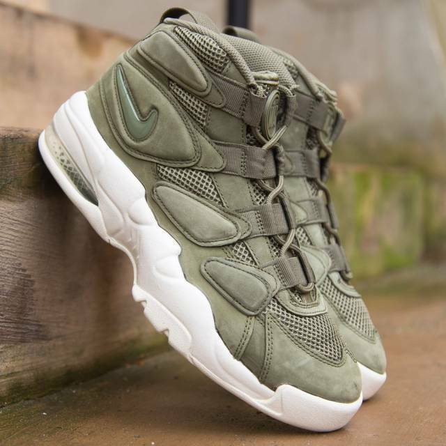 quality design 6ad06 ccb55 Details about 2016 Nike Air Max Uptempo 2 Urban Haze Size 12. 919831-300  Jordan Pippen