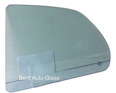 1991-1994 Toyota Tercel 2Door Sedan Driver Side Rear Left Quarter Window Glass