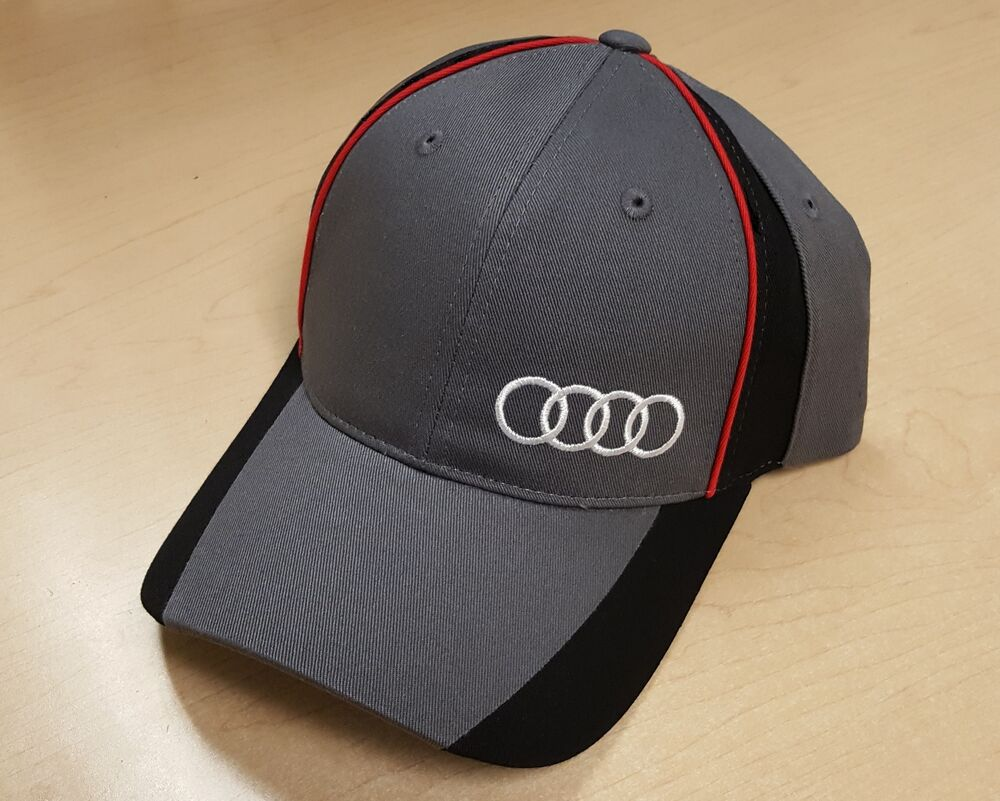 Audi Collection Race Cap Hat Acm 489 6 Ebay