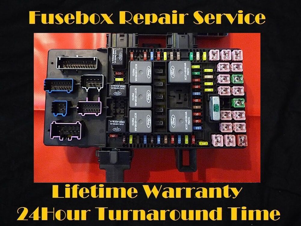2003 2006 lincoln navigator fuse box repair service fuel 2001 ford expedition fuse box diagram #5