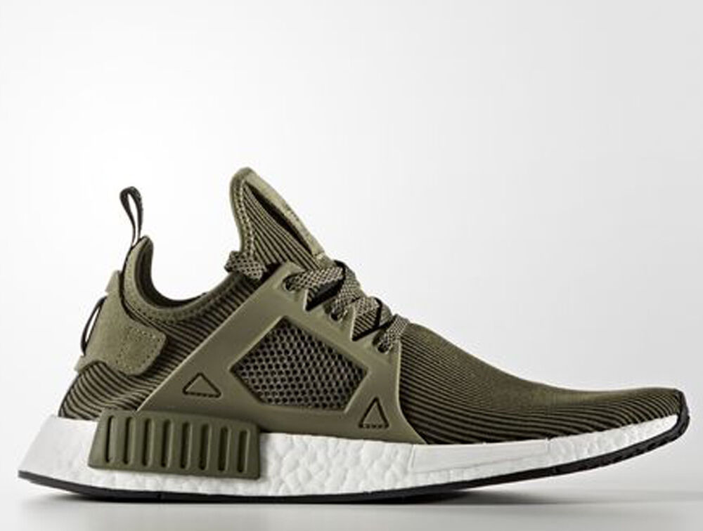 0c1dabf8f25 Details about Adidas NMD XR1 PK Primeknit Olive Green Size 12.5. S32217  Ultra Boost Yeezy