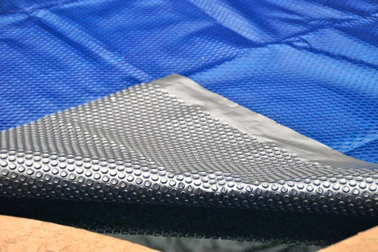 16 39 X32 39 Oval Swimming Pool Solar Cover Blanket 12mil Premium Space Age Ebay