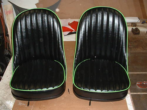 Interior Makeover for a 1959 Chevy Impala, the 2014 Street ...  Street Rod Seating