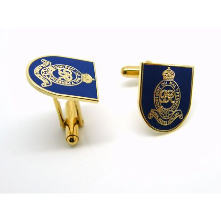 img-THE ROYAL HORSE ARTILLERY BADGE CUFFLINKS MILITARY GIFT IN BOX