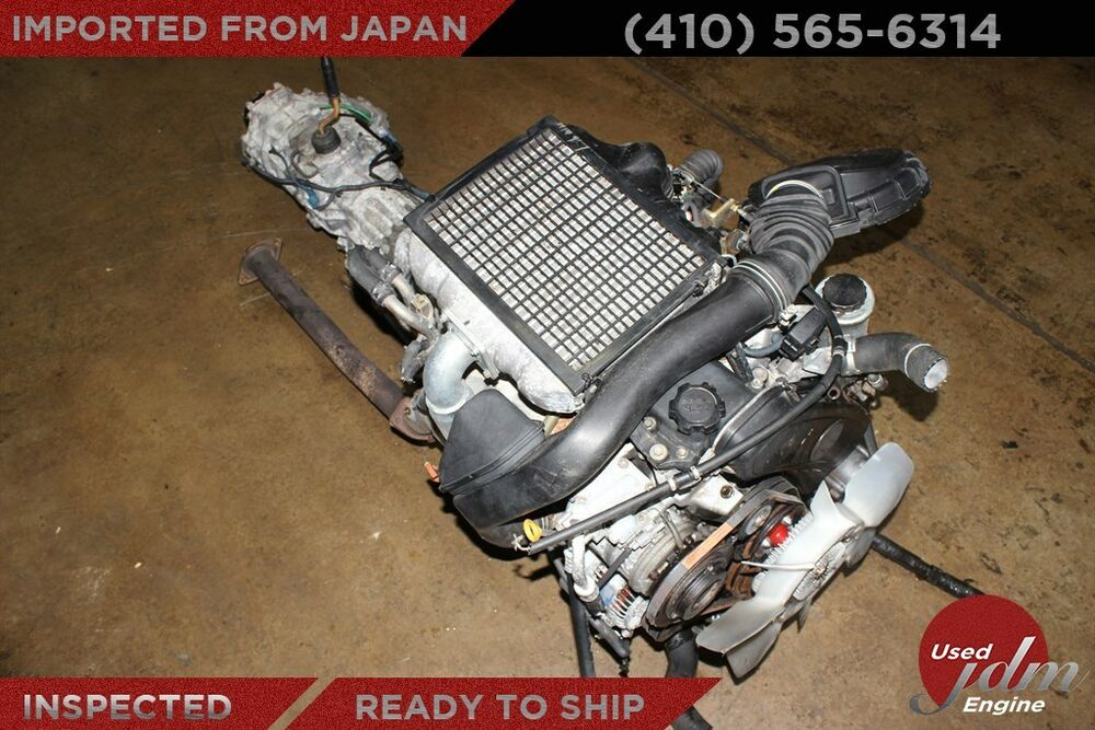 Toyota Land Cruiser Prado 3 0L Turbo Diesel Engine AWD AT