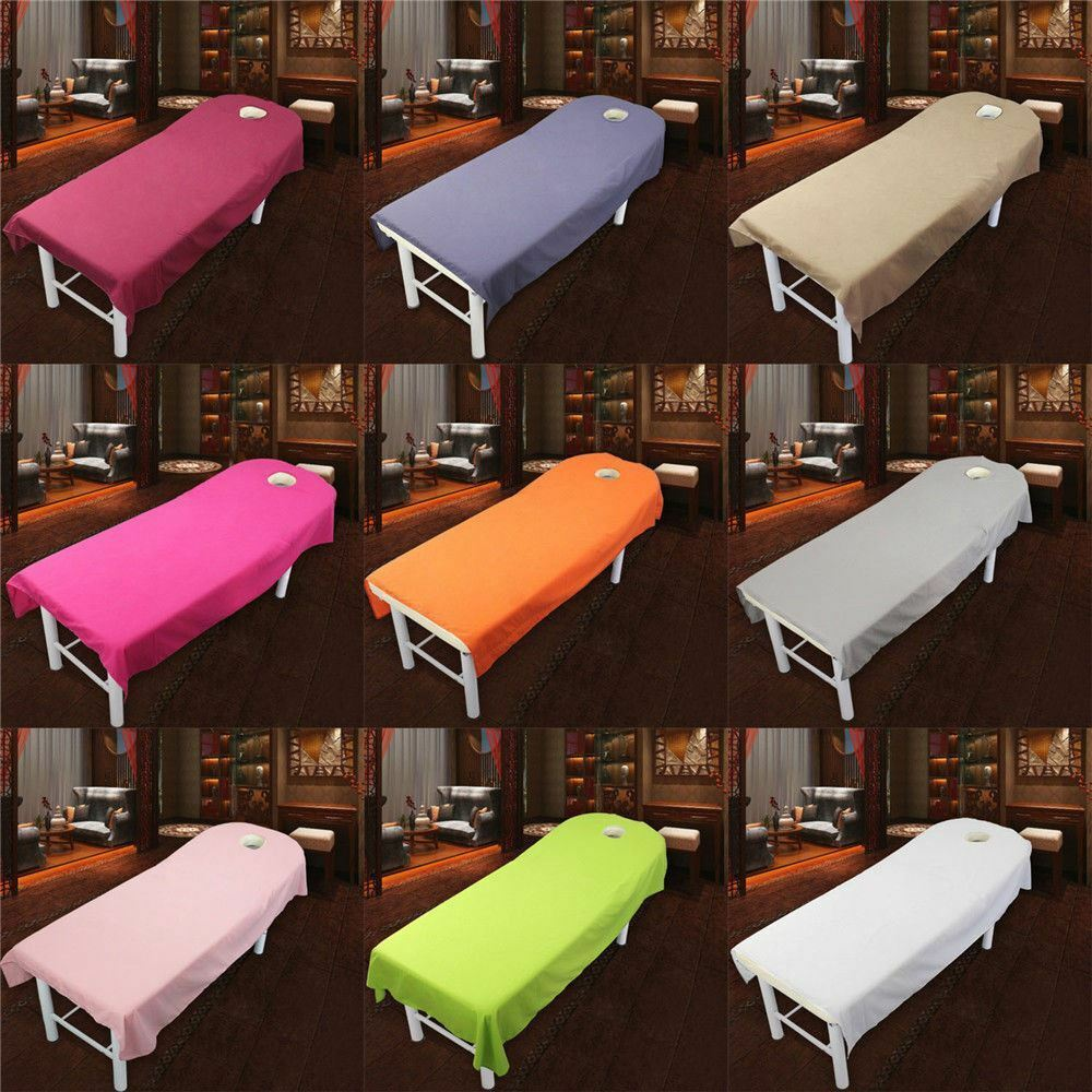 beauty massage elastic bed table cover salon spa couch