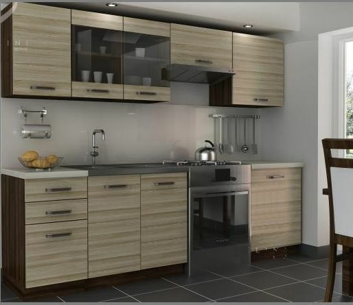 cabinets complete set torino 240cm 7units budget kitchens ebay