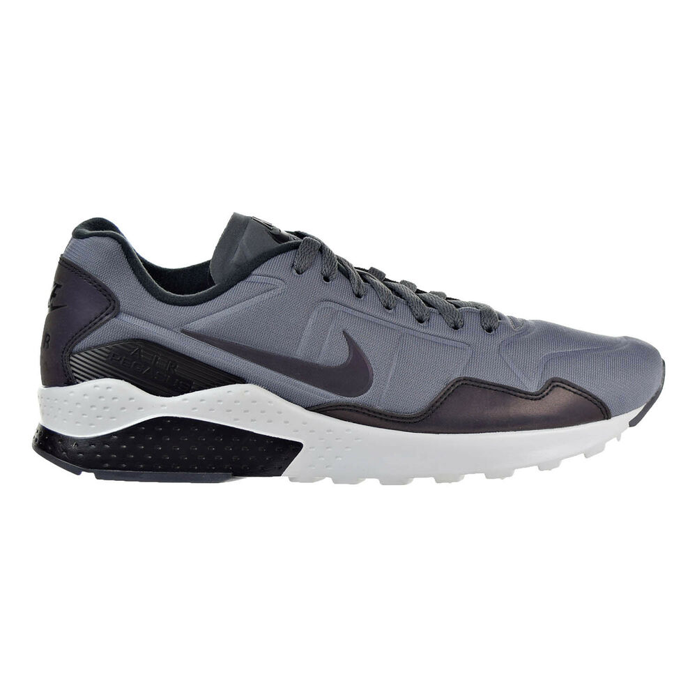 49c200270a47 Details about Nike Air Zoom Pegasus 92 Premium Men s Shoes Dark Grey Black Platinum  844654-004