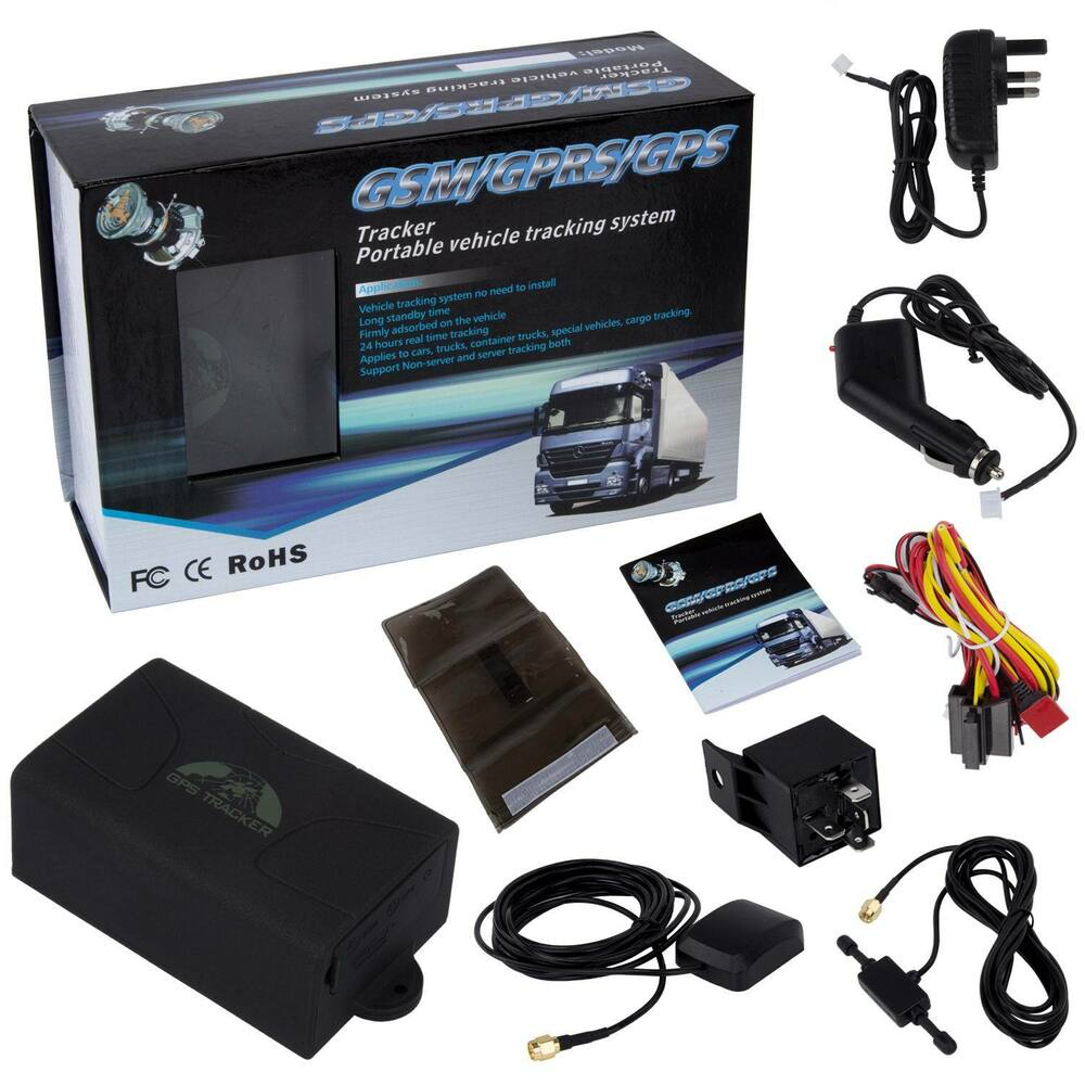 how to find gps tracker on car