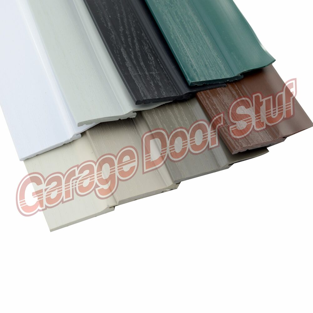Garage Door Weather Seal Side & Top Seal-FOR ANY SINGLE
