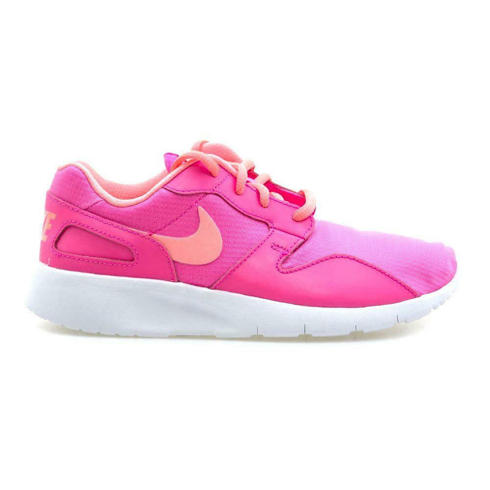 best website ec801 99ebb Details about Girls Juniors NIKE KAISHI GS Pink Pow Trainers 705492601