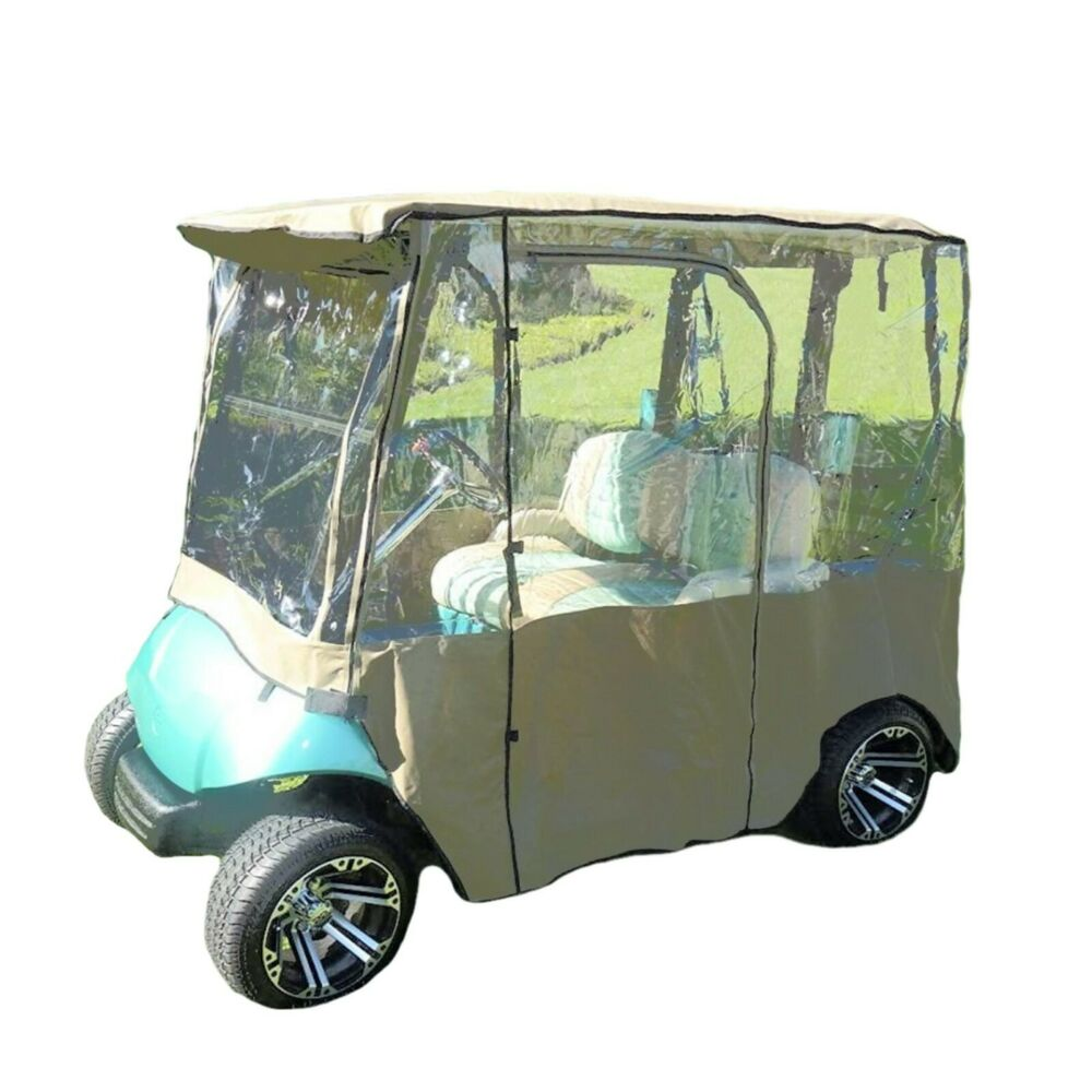 Club Car Driving Enclosure