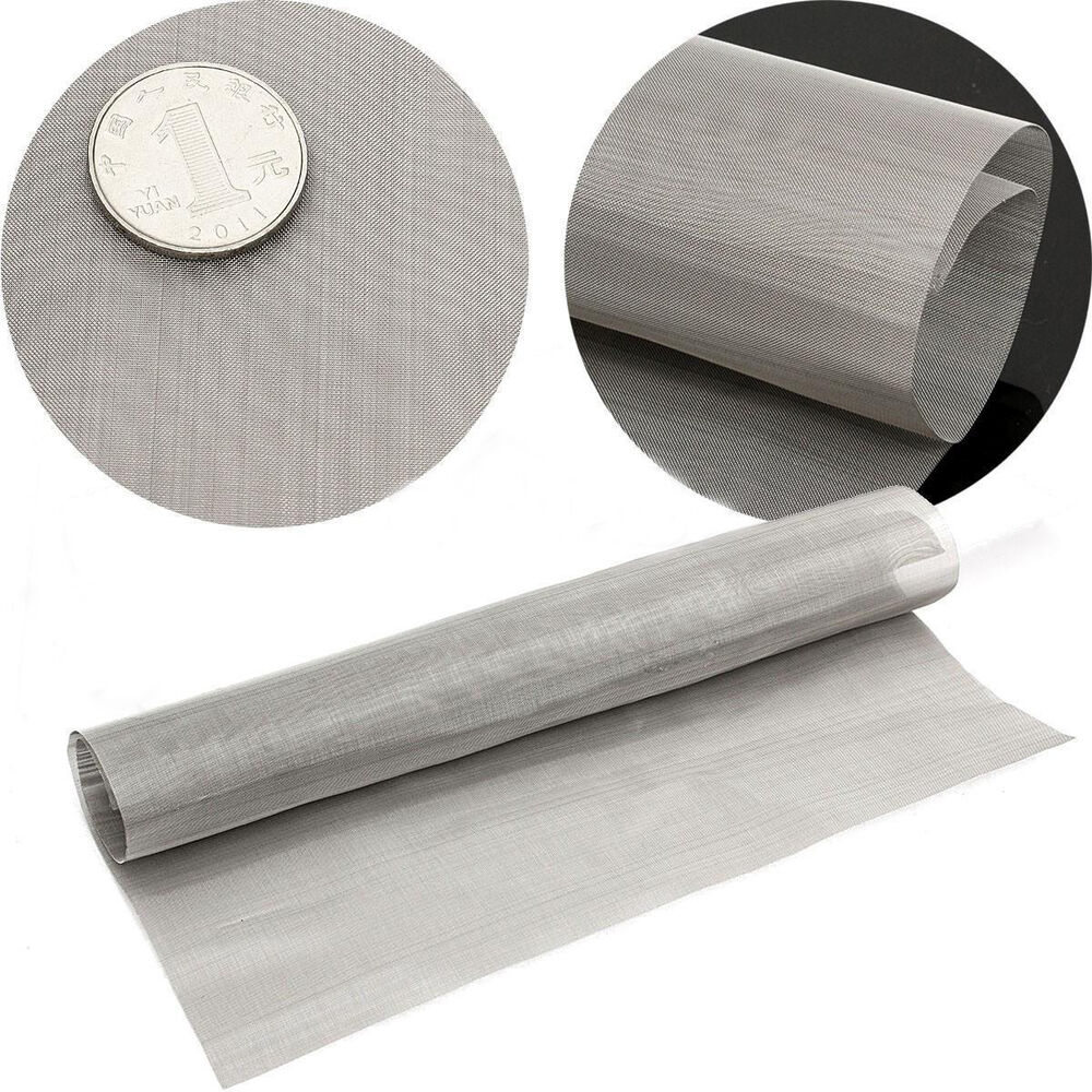 Stainless steel mesh wire cloth screen water