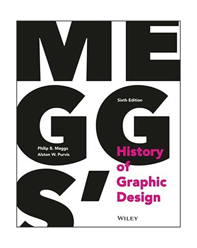 meggs' history of graphic design free shipping 9781118772058 | ebay