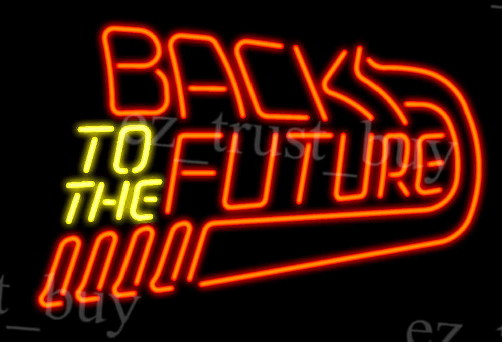 5f1367627110 Details about New Back To the Future Arcade Pinball Game Room Neon Sign  17