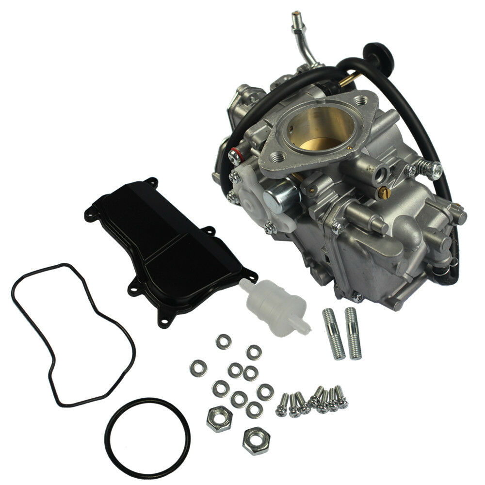 new carburetor for yamaha big bear 350 yfm 350 2x4 4x4 carb atv 1987 1996 yfm350 ebay. Black Bedroom Furniture Sets. Home Design Ideas