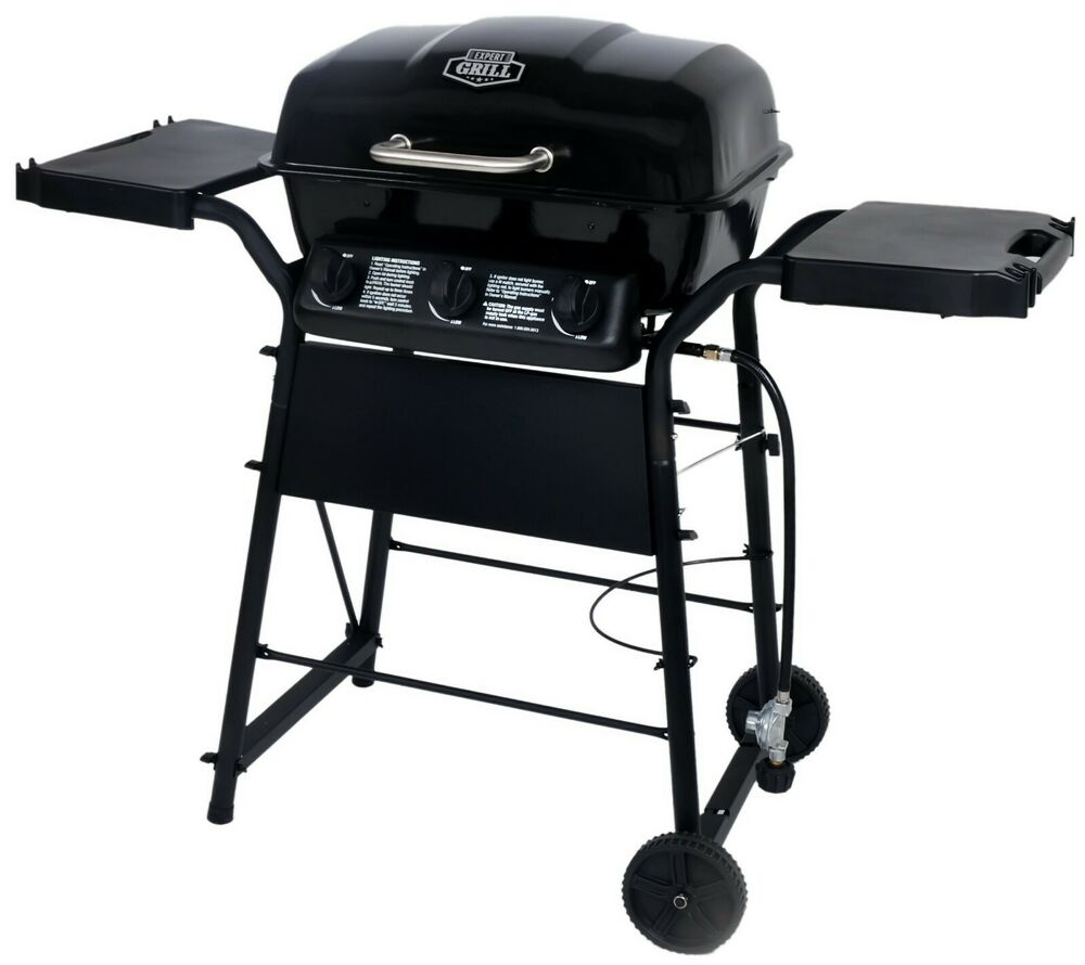 gas grill 2 burner bbq backyard patio stainless steel. Black Bedroom Furniture Sets. Home Design Ideas