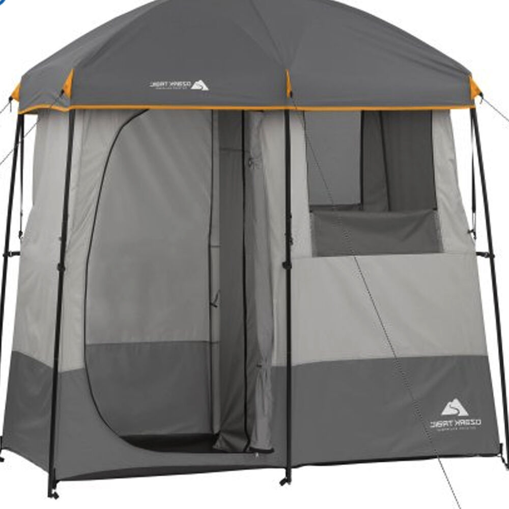 Ozark Trail 2 Room Camping Portable Shower Tent Bath ...