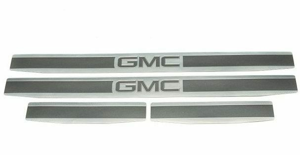 23232339 2016 2018 Gmc Canyon Oem Stainless Steel Door