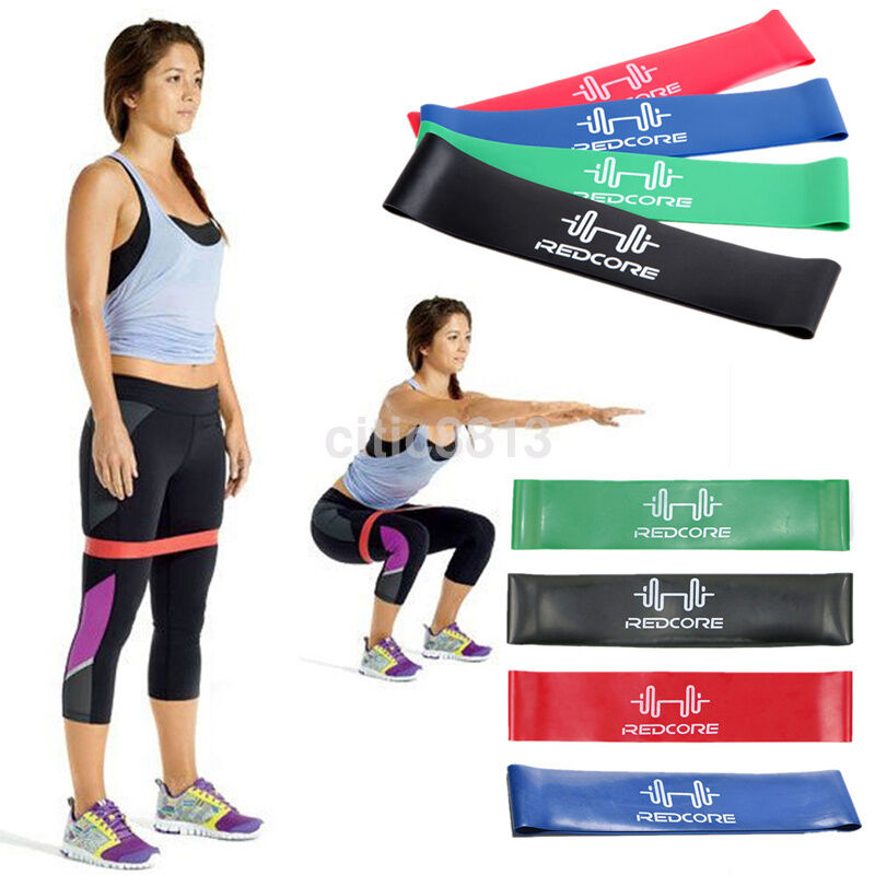 Workout Bands Com: Resistance Loop Bands Mini Band Exercise Crossfit Strength