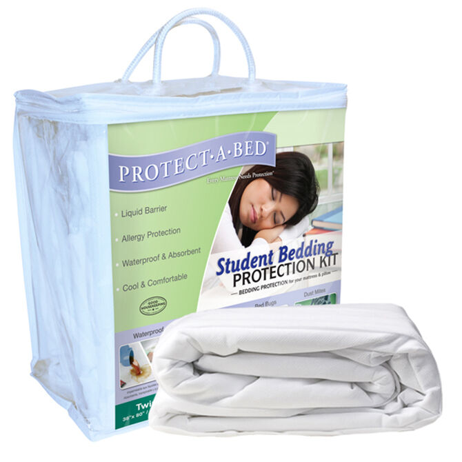 Kids Protect A Bed Bugs Lock Secure Seal Twin Xl Mattress