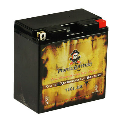 YB16CL-B PWC Jet Ski Battery for POLARIS All Models All CC All Years